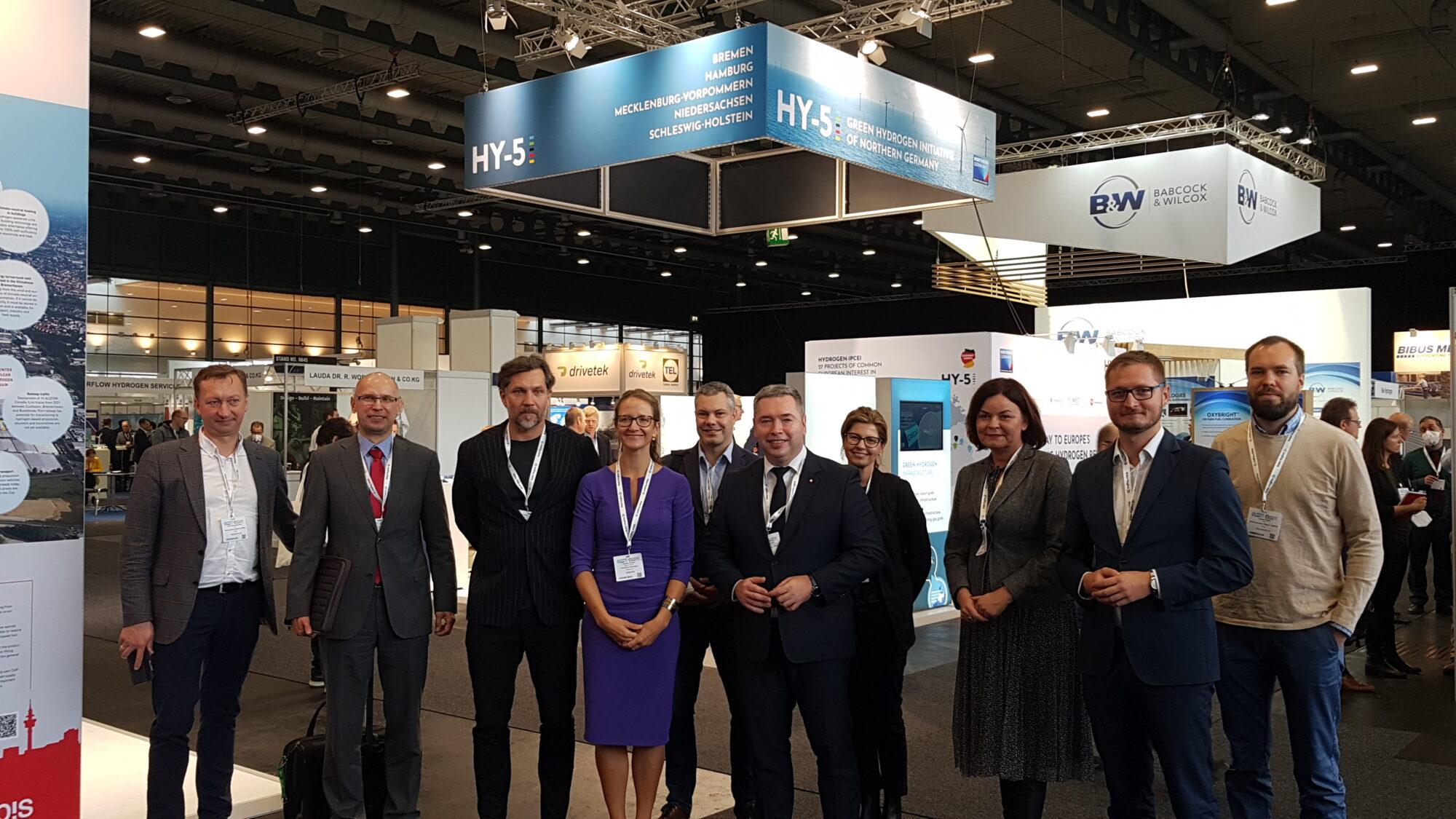 Spotkanie z Nienke Homan, Minister do spraw transformacji energetycznej Prowincji Groningen